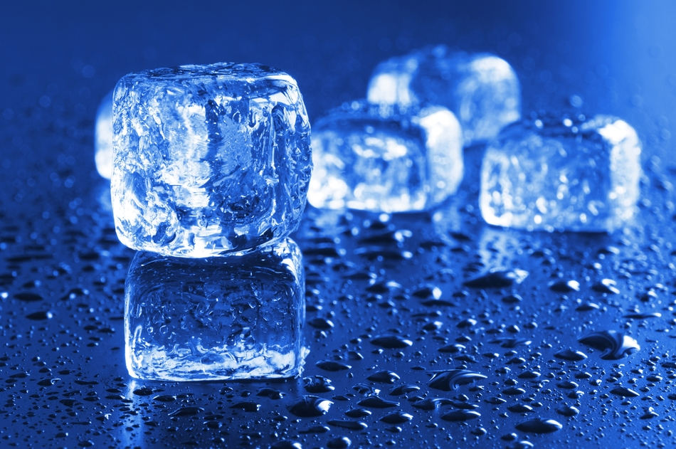 Beautiful Cold Ice